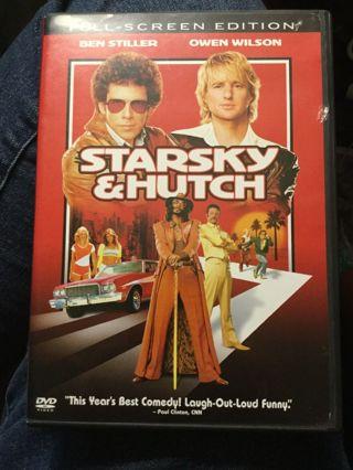 le. Starsky & Hutch (DVD, 2004, Full-Screen)