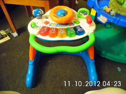 vtech sit to stand activity walker instructions
