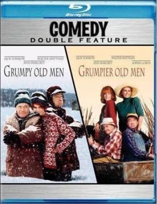GRUMPY OLD MEN/GRUMPIER OLD MEN DIGITAL HD REDEMPTION CODE FOR ULTRAVIOLET