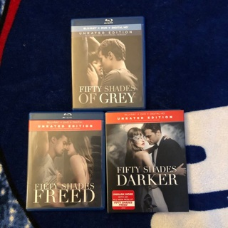 Fifty Shades Blu-Ray Collection