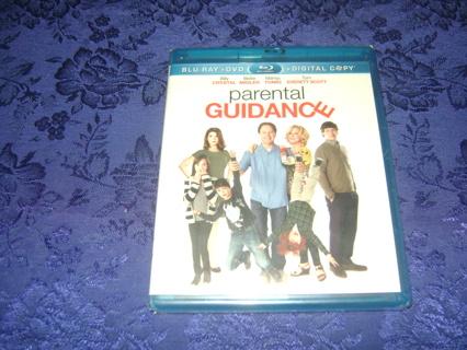 Parental Guidance Sealed Blu Ray + DVD Bette Midler Billy Crystal