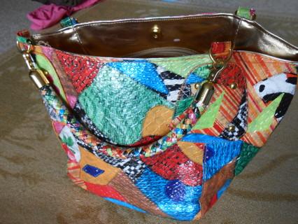Bold Beautiful Braciano Bag