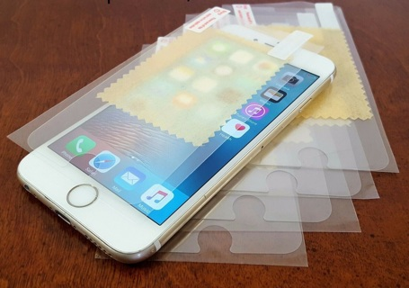 NEW* APPLE iPHONE 6 PLUS* High Definition Clear Screen Protector [3D  /Touch Compatible] + FREE GIFT