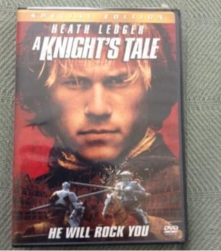A Knights's Tale(DVD)