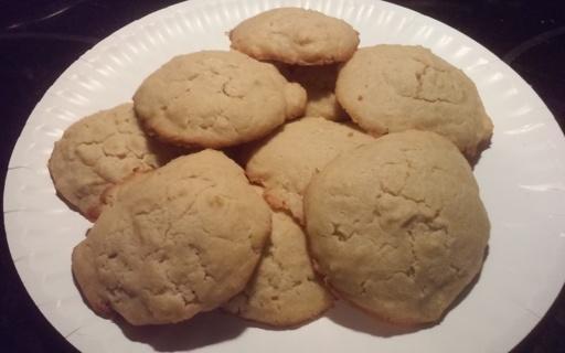 Gluten Free Butter Biscuits