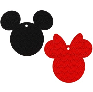 Disney Mickey Mouse Silicon Trivets