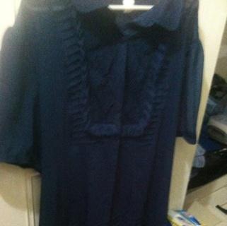 Cute Plus Size Sheer Shirt!