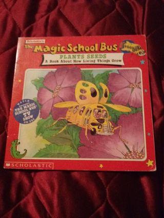 Used lot of Magic School Bus Books