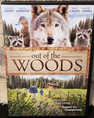 """DVD - """"Out Of The Woods"""" - not rated"""