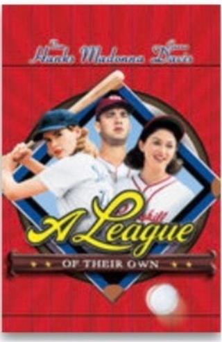 A League Of Their Own HD MA copy