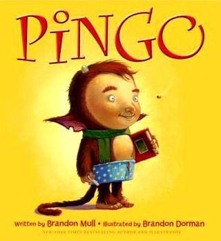 PINGO children's book