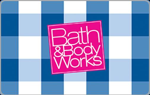 $50 Bath & Body Works Gift card