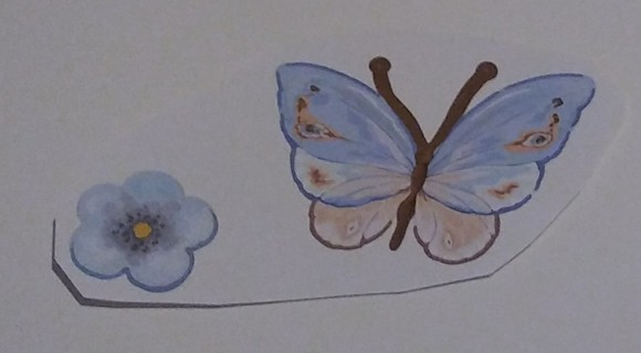 BUTTERFLY WALL DECALS STICKERS DECOR