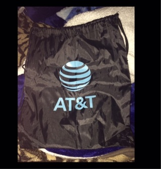 AT&T backpack