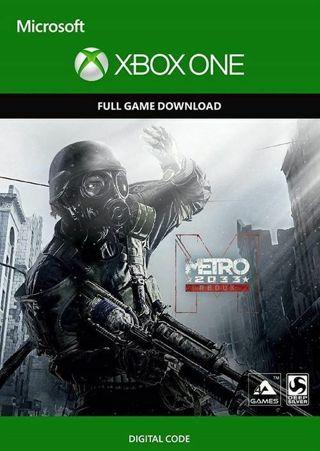 Metro 2033 Redux Xbox One DIGITAL CODE