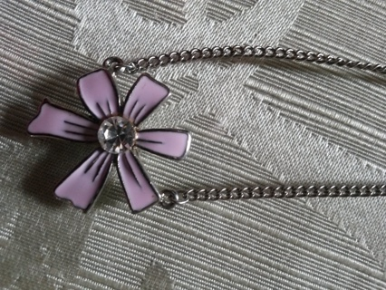 Pretty in Pink Necklace... Costume