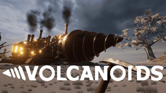 Volcanoids steam key - PC