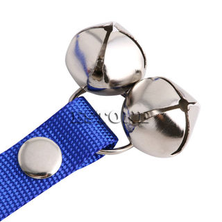 Dog Training Potty Door Bells Communicate With Your Dogs Cat Play Bell Toys