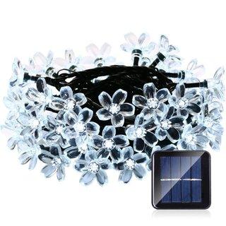 ❤ ~ BN - Fairy Blossom Flower Solar String Lights, 21ft 50 LED ~ ❤