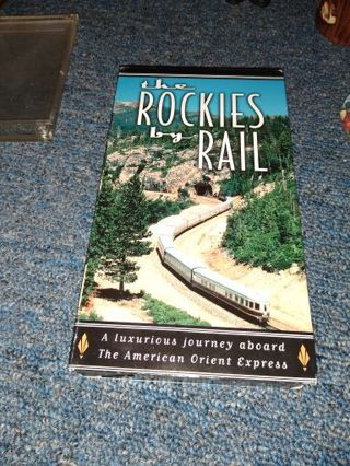 The Rockies by Rail