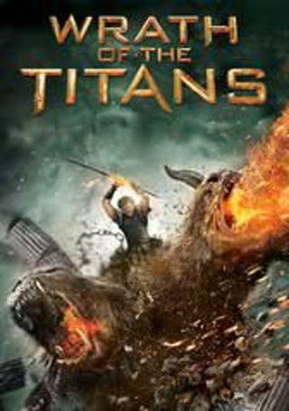 "Wrath of the Titans ""HDX"" Digital Movie Code Only UV Ultraviolet Vudu MA"