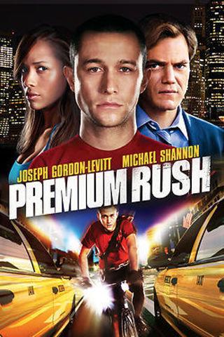 PREMIUM RUSH - HD - Movies Anywhere / VUDU - Movie Code ONLY!