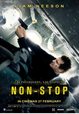 Non-stop (hd itunes code only)