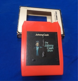 Johnny Cash⭐️8-TRACK STEREO⭐️The Johnny Cash Show⭐️Excellent Used Condition!