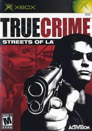 True Crime Xbox Game