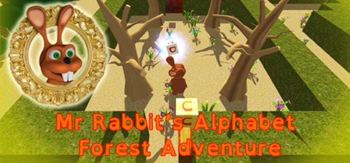 Mr Rabbit's Alphabet Forest Adventure (Steam Key)