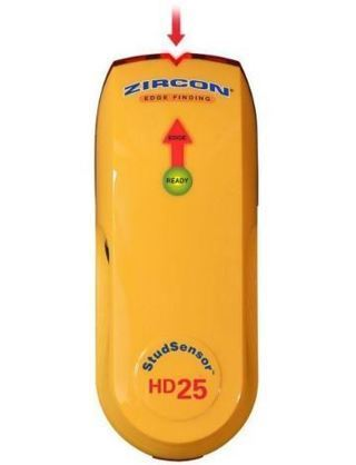 NEW Zircon StudSensor HD25 Stud Finder Tool FREE SHIPPING