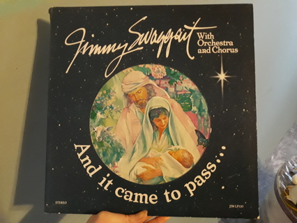 Vinyl Record: Jimmy Swaggart with Orchestra and Chorus