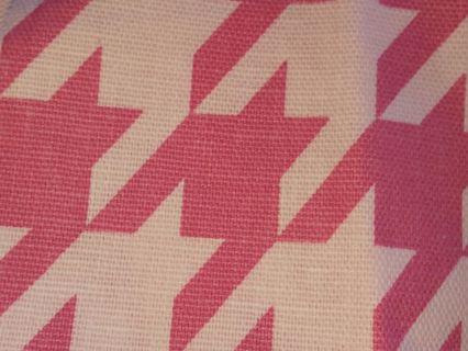 Precut PINK CAMO fabric squares