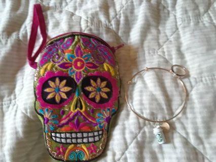 ~》Suger Skull Wristlet & Jewelry 《~