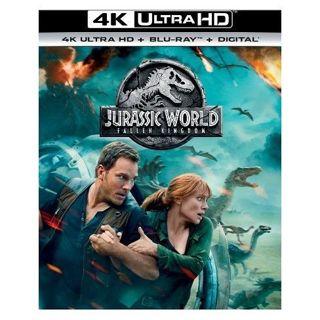 Digital 4K Movie Code for Jurassic World (MoviesAnywhere)