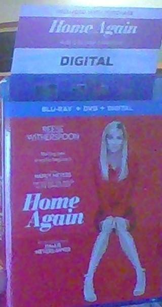 HOME AGAIN  DIGITAL HD