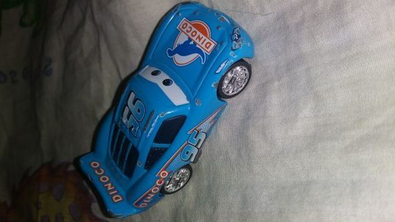 Disney CARS character toy car
