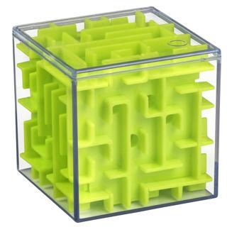 3D Maze Puzzle Cube