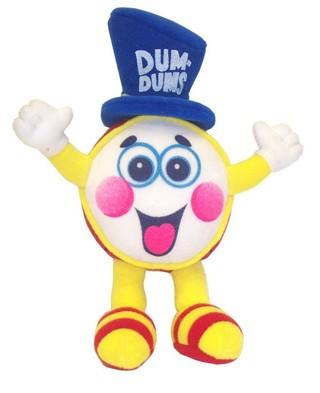 Dum Dums Promotional Plush Doll!! FREE Shipping!!