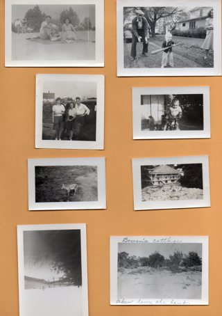 Lot of 8 Vintage Black & White Photos as shown Lot #4