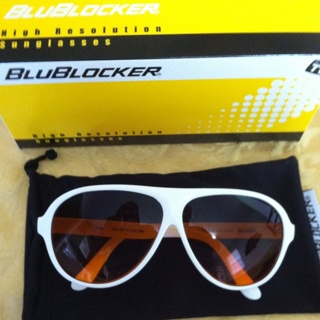 a61e6ae3742 Free  BLUBLOCKER SUNGLASSES-Authentic Aviator - Other Clothing ...