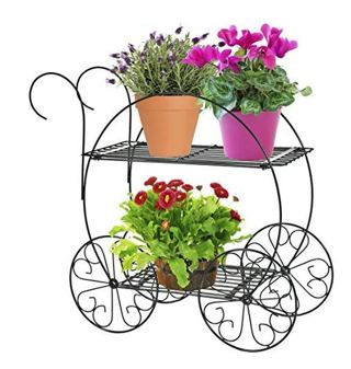 CobraCo Two Tiered Garden Cart FC100