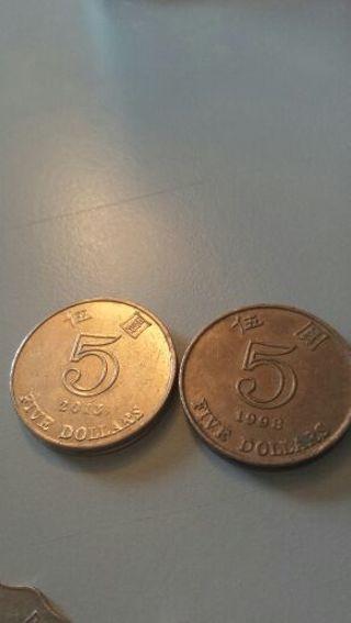 19.36 in Hong Hong coins