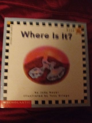 Used Children's Scholastic Book Where Is It?