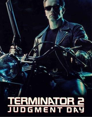 Terminator 2 Judgement Day - vudu.com/Redeem digital copy code