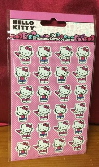 Hello Kitty Stickers(new)