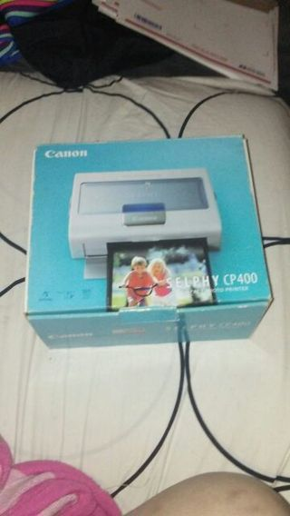 NEW CANON SELPHY PHOTO PRINTER