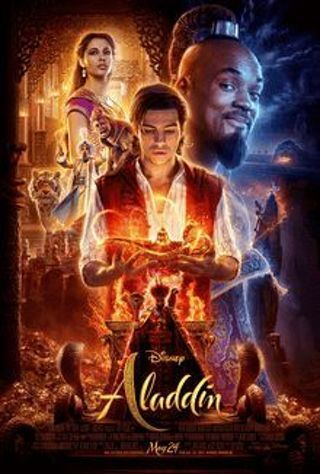 New Aladdin movie digital (HD)-(MA/VUDU/DMR)  Digital Download
