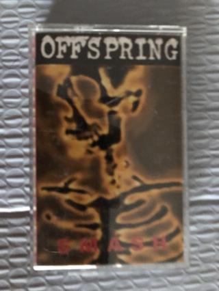 OFFSPRING Cassette Tape