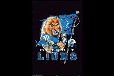 Detroit Lions Wallpaper-Computer